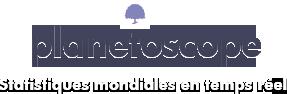 Planetoscope, statistiques mondiales écologiques en temps réel